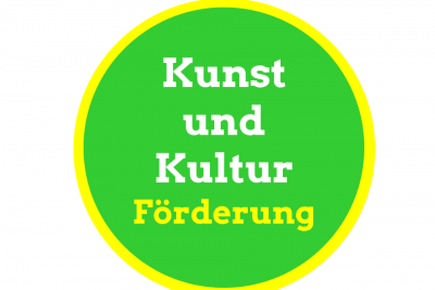 Grafik homepage Kunst und Kultur Förderung