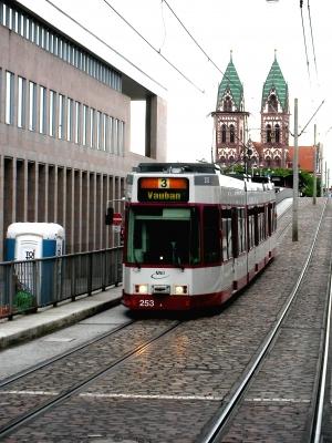 Straßenbahn Freiburg