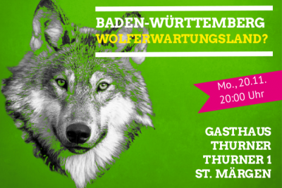 Einladung Wolf