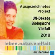 Icon UN Dekade Biologische Vielfalt